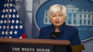 Yellen in der Klemme: Die Angst vor hohen Zinsen