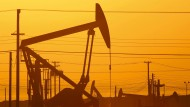 Erdölförderung in den Vereinigten Staaten.