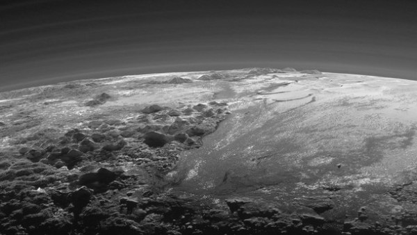 Nasa-Raumsonde New Horizons mit neuen Pluto-Bildern