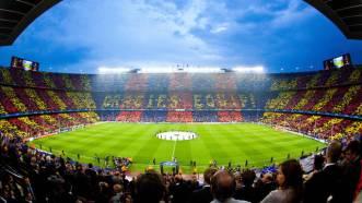 Camp Nou Yo estuve ahí
