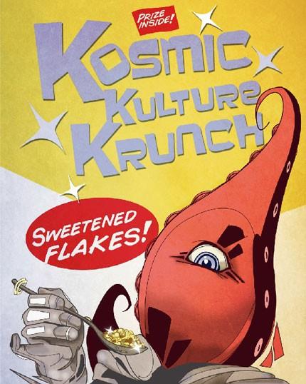 """Marcus Kiser's """"Kosmic Kulture Krunch"""""""