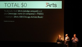3Arts puts the squeeze on its audience