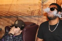 Alex Wiley and Kembe X