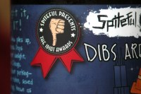 Dibs Are for Dummies joins Worst Driver in Spitefuls Idiot Awards series of beers.
