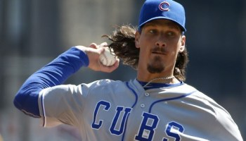 If Jeff Samardzijas excellent pitching continues, hell bring the Cubs better prospects when hes traded this summer.