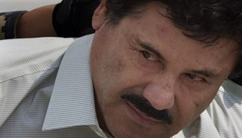 It wasnt proven that Alfredo Vazquez-Hernandez was a top aide to Joaquin El Chapo Guzmán (above), but he was still sentenced to 22 years in prison.
