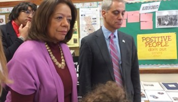 Mayor Rahm Emanuel and Chicago Public Schools CEO Barbara Byrd-Bennett havent found a way to hire school librarians.