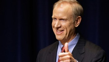 Republican gubernatorial hopeful Bruce Rauner has poured his own money into his campaign, but hes not the only one.