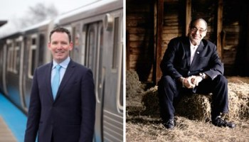 Scott Davis and Mark Thomas are Tom Tunneys first opposition in 12 years.