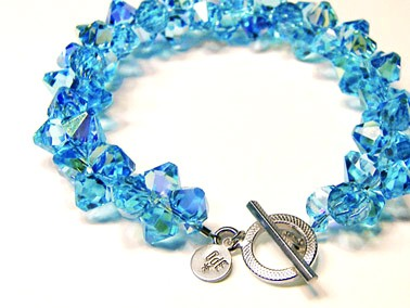The Rock Candy Bracelet from Objets dEnvy, on sale this weekend