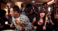The Roots, Jimmy Fallon, and Carly Rae Jepsen form a supergroup