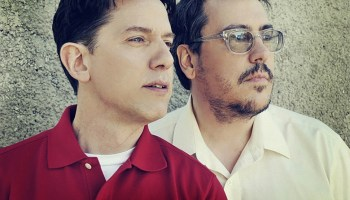 The two Johns of They Might Be Giants, Linnell and Flansburgh