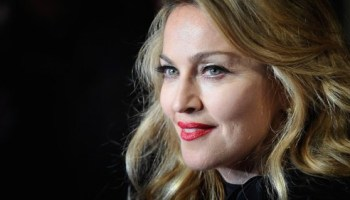 Tragedy plus time equals Madonna