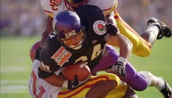 TV show recaps are the rage--but the sports pages have been skipping write-ups of games since before Northwesterns 1996 Rose Bowl appearance.