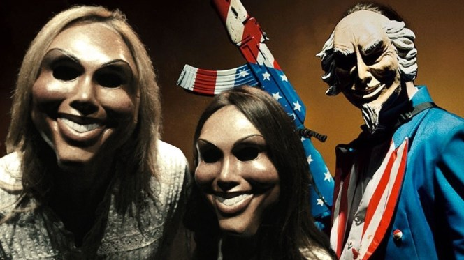 The First Purge' is Quintessential Action Horror for the Trump Era ...