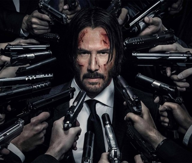 A Promo Image For John Wick Chapter