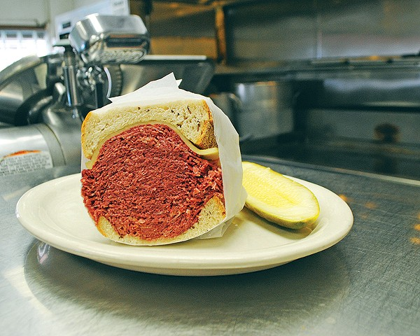 Slymans Lands On List Of 33 Best Sandwich Shops In America Scene And Heard Scenes News Blog