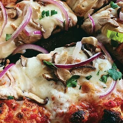 Veggie Verdura Pizza - TAMBOLI'S