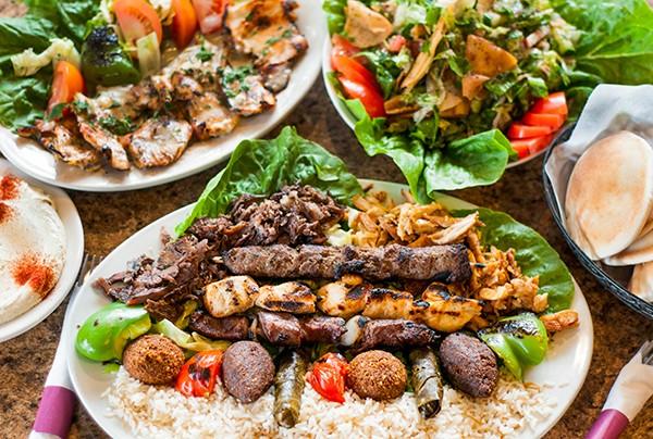 Best Middle Eastern Restaurant 2018 Al Ameer Food Detroit