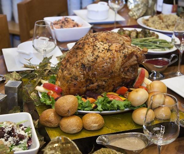 Thanksgiving America Buffet Grand