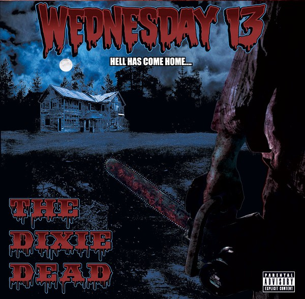 GORELANDO Album Review Wednesday 13s The Dixie Dead Blogs
