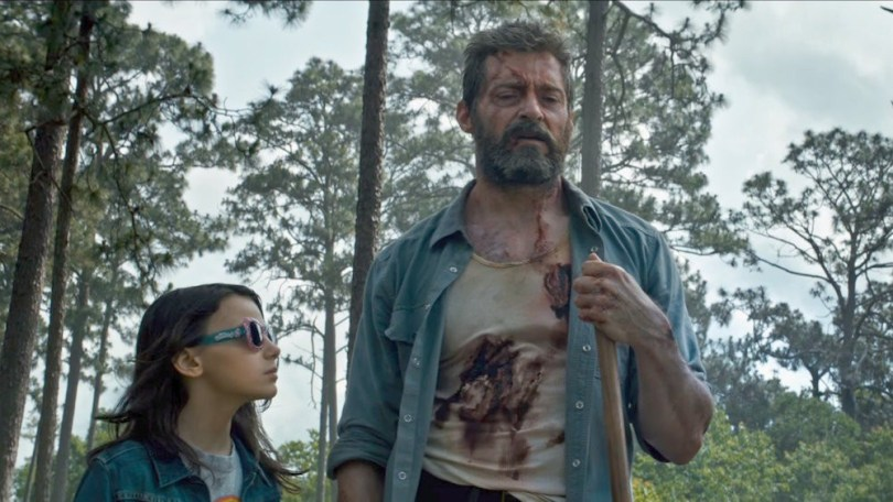 Logan  raw and rageful  is the best X Men movie yet   Movie Reviews     click to enlarge jackman logan movie jpg