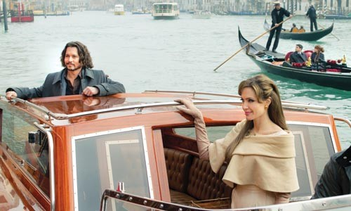 The Tourist | Film | Pittsburgh | Pittsburgh City Paper - Travel Movies