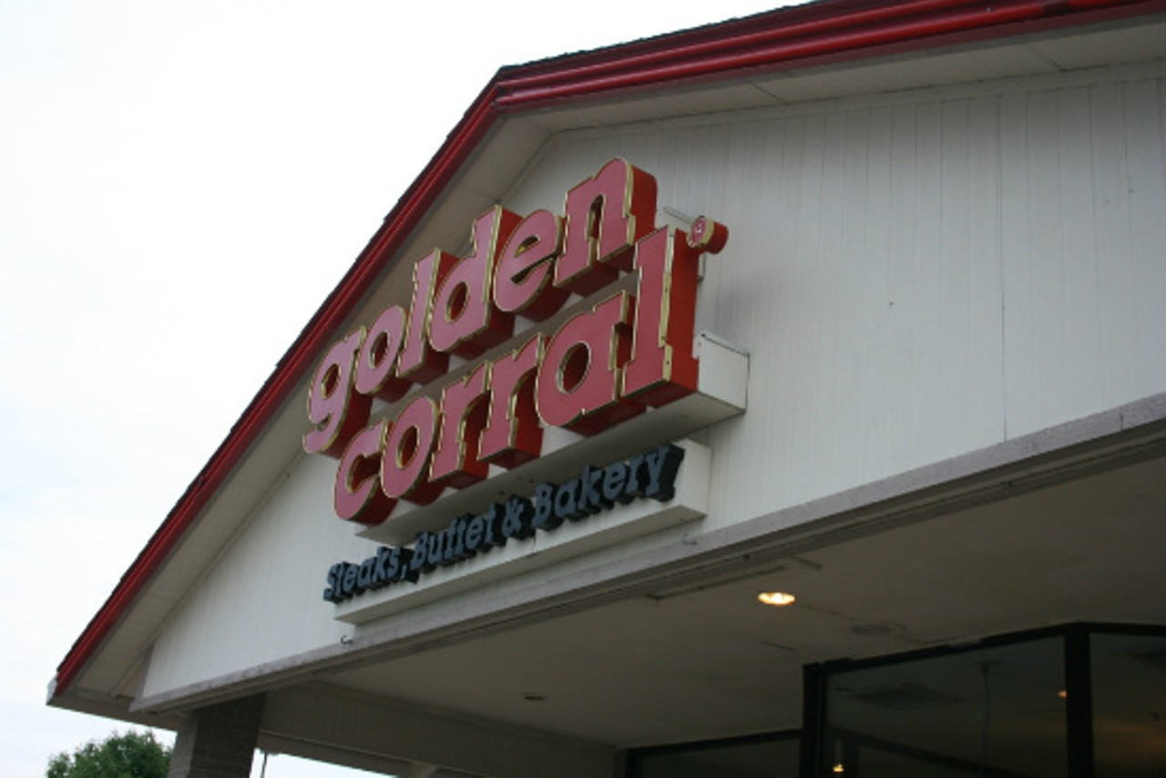 Lunch Menu Golden Corral