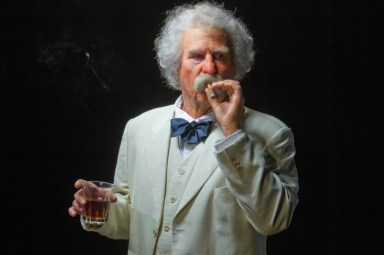 Actor Val Kilmer Explains Why Playing Mark Twain is Such 'a Bitch' | ArtSlut