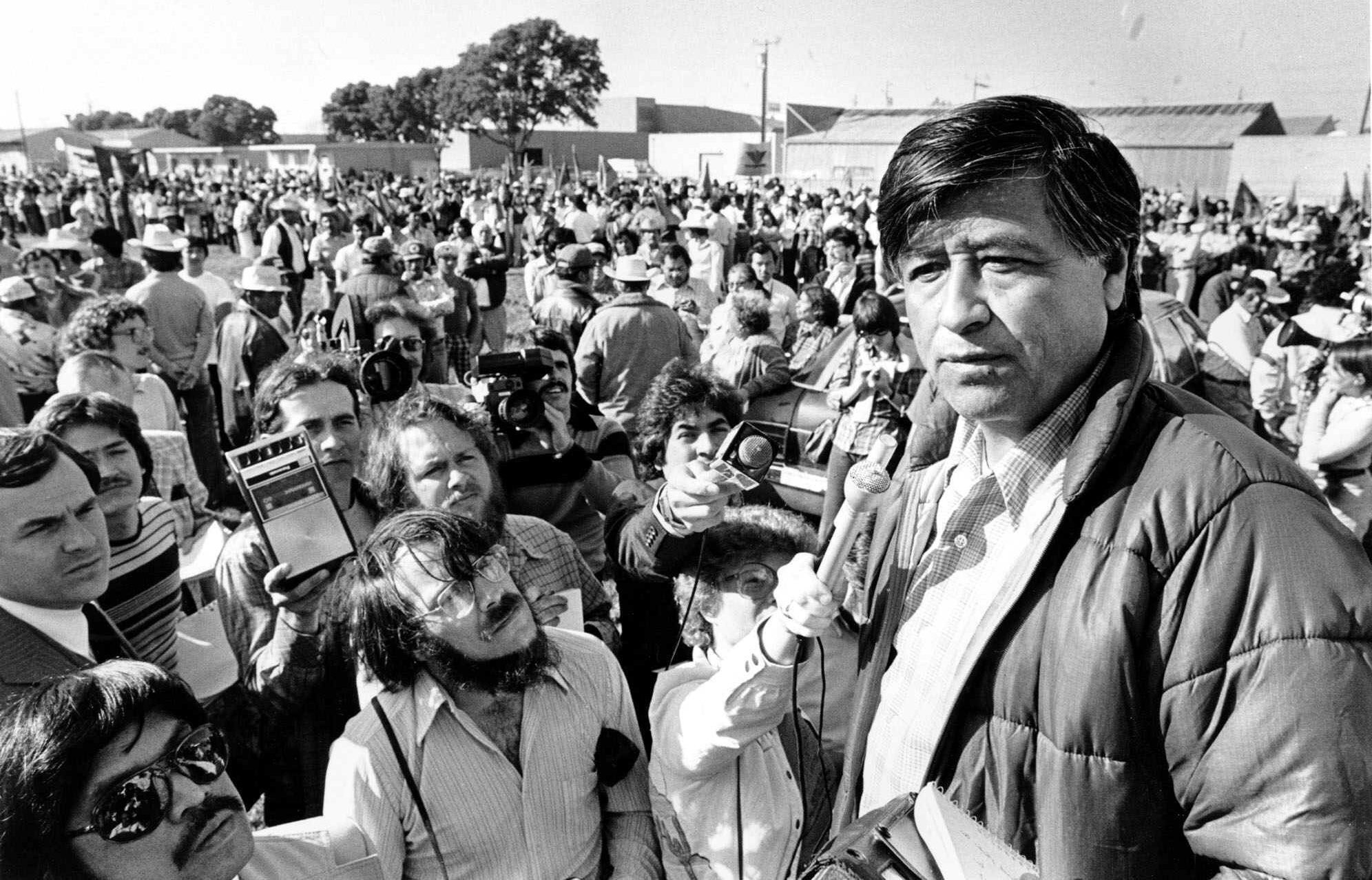 Cesar Chavez March For Education