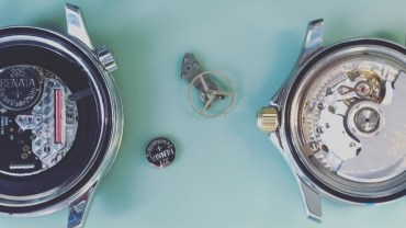 What?s the difference between a mechanical watch and a quartz?