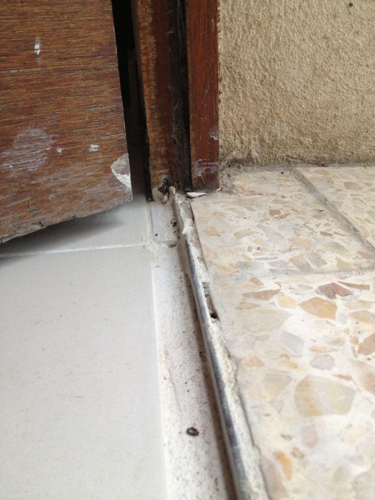 Pose De Seuil De Porte Jack Wall