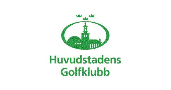 huvudstadensgolf logo