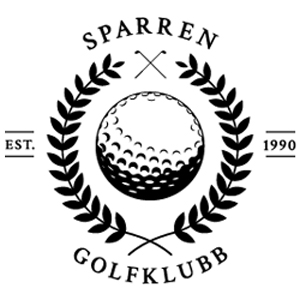 logotipo de sparrengolf