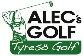 logotipo de tyresögolf