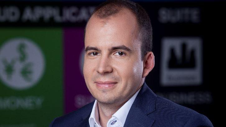 Pintér Szabolcs, az SAP Hungary új vezetője
