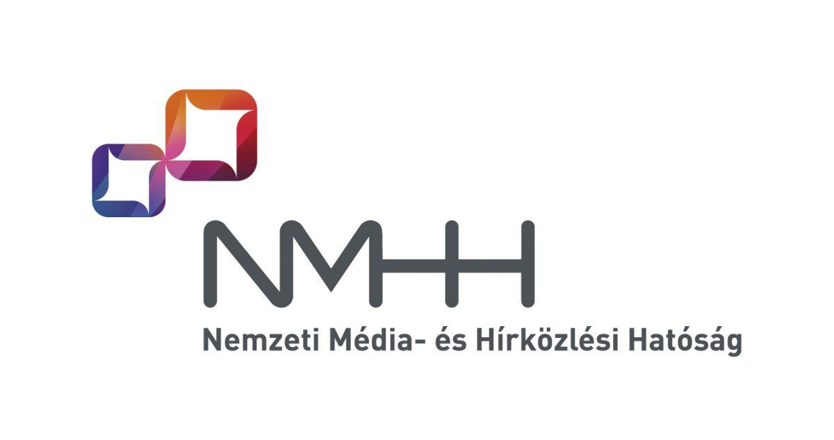A Nemzeti Média- és Hírközlési Hatóság (NMHH) logója