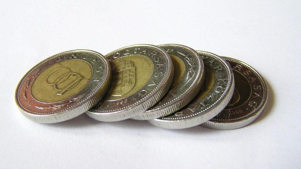 forint, pénz