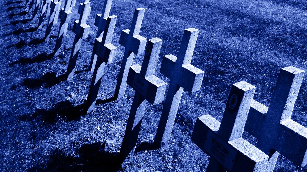 temetés, halál