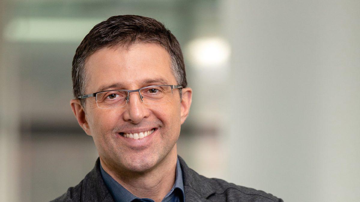 Mészáros Attila, a Telenor Magyarország kommunikációs igazgatója