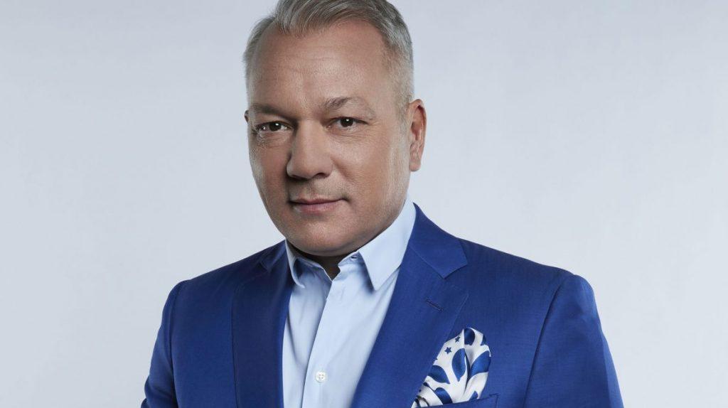 Balogh Levente, az RTL Klubon induló Cápák Között cápája. Fotó: Hargitay Olivér