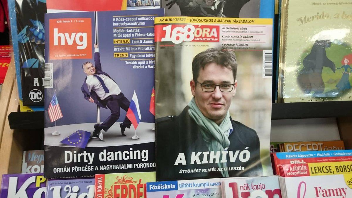 magazin, újság, újságos, 168óra, hvg, hetilap