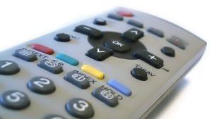 tévé, távkapcsoló, tv