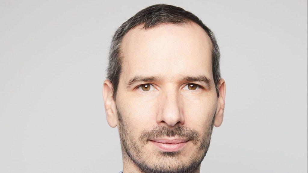 Fenyő Balázs, a Central Médiacsoport új CTO-ja. fotó: Central Médiacsoport
