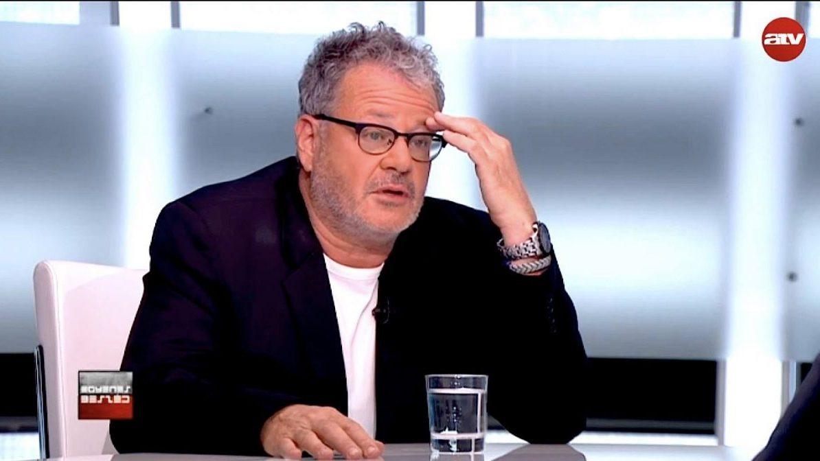 Fiala János az ATV Egyenes Beszéd című műsorának vendégeként korábban