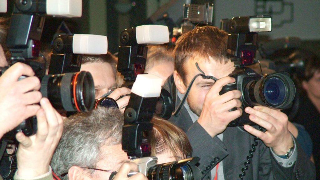 fotó, sajtó, média