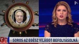 Soros Barométer, tv2, Soros György, TV2 Tények