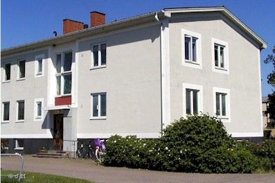 Postvägen 8, Vejbystrand