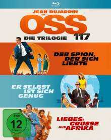 OSS 117 - Die Trilogie