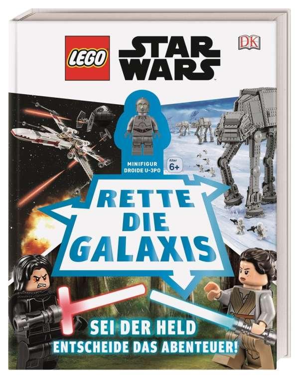 Simon Hugo Lego Star Warstm Rette Die Galaxis